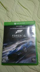 XBOX ONE FORZA6