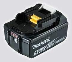 マキタ 残量表示付き 18V 5.0Ah  電池 BL1850B