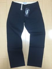 nitraid SELVEDGE CHINO(REGULER)(BLACK/L)(11A/W)