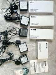au携帯用充電器 共通ACアダプタ02 0203PQA 0201PQA