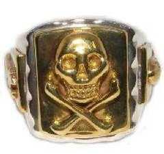 クリームソーダ40周年記念限定ドクロメキシカンリングcreamsodaロカビリー指輪バイカー