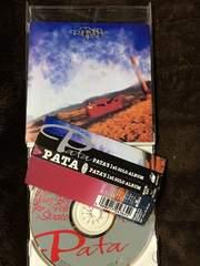 X JAPAN PATA 1st solo album エックスジャパン パタ YOSHIKI