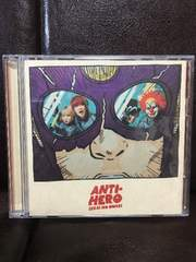 セカイノオワリ セカオワ ANTI HERO CD+DVD