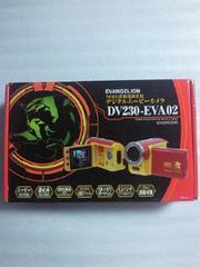 エヴァンゲリオン デザイン デジタル ムービー カメラ DV230-EVA02