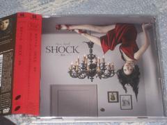 激安!超レア☆黒木メイサ/SHOCK☆初回盤/CD+DVD帯付き美品