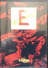 E' LIVE 1984 I'll BE BACK SOON EIKICHI YAZAWA YCB-03 中古