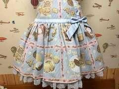 【美品】Angelic pretty cream cookie Collectionスカート