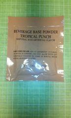 BEVERAGE BASE POWDER TROPICAL PUNCH ♪