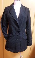 新品\17640スタイリッシュなタイトジャケット長丈M