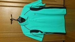 激安87%オフNIKE、ナイキ、ゴルフ、ポロシャツ(美品、緑黒、XL)
