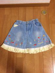 ☆Lisi DEUX☆スカート☆110�p☆