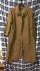 茶色*ロングコート