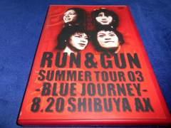 【DVD】RUN&GUN/SUMMER TOUR 2003