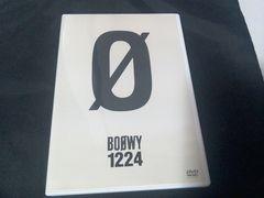BOOWY DVD/1224 解散宣言