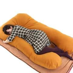 ツインテール 挟まれ枕 フリース素材