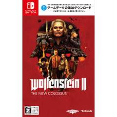 Switch》Wolfenstein II:The New Colossus [181000145]