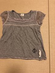 女の子用半袖シャツ 110
