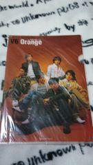 V6 シングルCD「Orange」クリアファイル