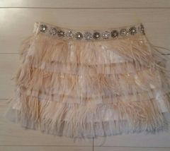 ●DRWCYS●チュール羽スカート/size1