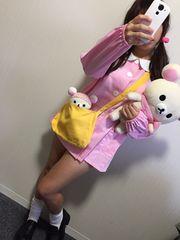 コスプレ制服☆.。.:*幼稚園服風の衣装