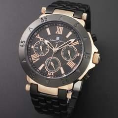 Salvatore Marra(サルバトーレマーラ)メンズ腕時計 SM14118-PGBK