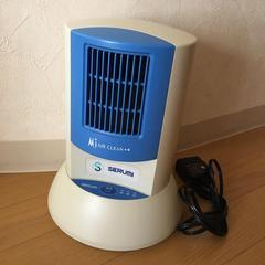 レルテック セルミ エアクリーン マイナスイオン発生空気清浄機