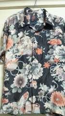京都 衣 和柄アロハシャツ