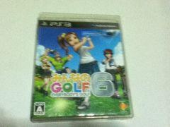 ● みんなのGOLF6 ゴルフ ●送料無料