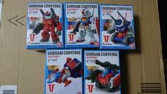FW ガンダムコンバージ  セレクションV 全5種セット