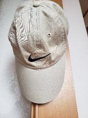 NIKE ナイキ キャップ 帽子 ベージュ 56�p