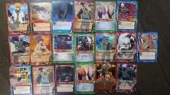 ナルトカードゲームキラカード19枚詰め合わせ福袋