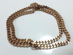 10304/喜平キヘイ迫力満点なゴールドネックレス凄く目立って豪華なアクセサリー