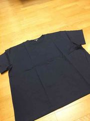 AMORE PURO  無地Tシャツ  紺ネービー  size7LB→XXXL