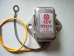 (14)GS400国産電機製レギュレータボルテージ