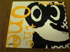 ポンタ・ボックスCD PONTA BOX THE ONE廃盤
