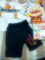 ☆アンパンマン ベビー男の子90センチ 4点セット☆