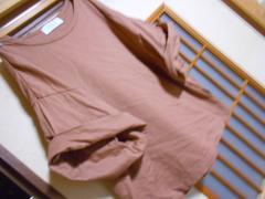 ローリーズファーム*ゆるかわカットソーL* ガーリー★クリックポスト164円