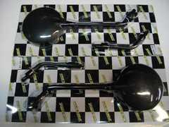 (977)GSX400F新品Z�Uミラー黒