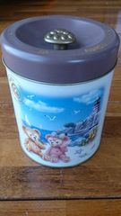 最新版 ダッフィー&シェリーメイのデイズニーシーのお土産空き缶