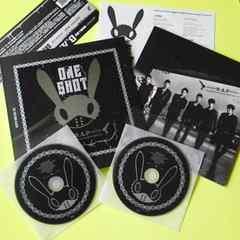 B.A.POne Shot(スペシャル盤) [CD+DVD]ヨングク/ヒムチャン/デヒョン/ヨンジェ