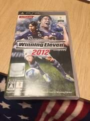 《中古PSPソフト》Winning Eleven2012