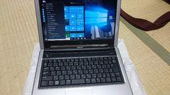 ウィンドウズ10のノートパソコン