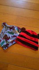 F.O.  Gap  赤ちゃん  帽子     0〜3ヵ月ぐらい  セット