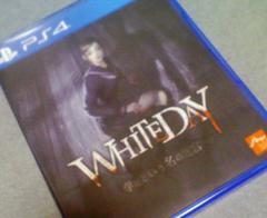 人気PS4:WHITEDAY 学校という名の迷宮(ホラーアドベンチャー)♪