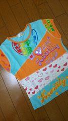 デザインかわいいTシャツ☆120