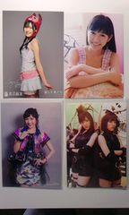 渡辺麻友特典生写真4枚
