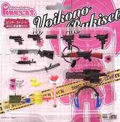 WF限定 ピンキーストリート よいこの武器セット