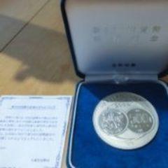 入手困難!造幣局製造の新500円発行記念純銀メダル