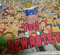 2枚組ベストCD ニューロティカ Yes! NEW ROTE'KA 帯あり
