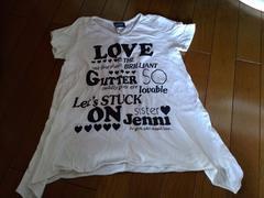 JENNI♪AラインロゴTシャツ140